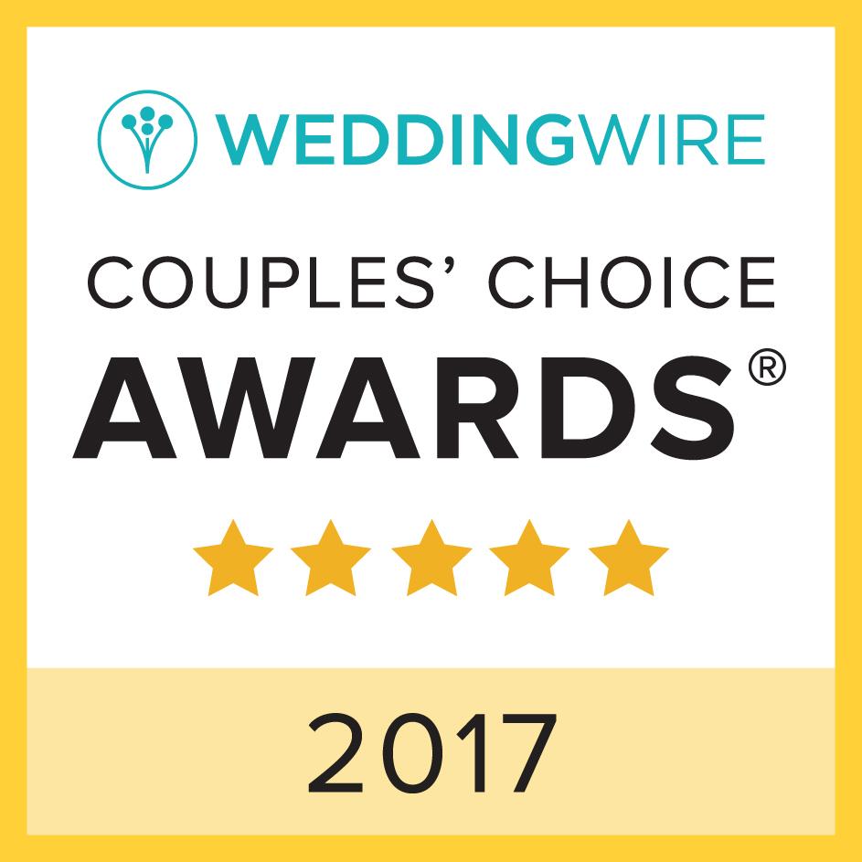 2017 Couple's Choice Award Winner