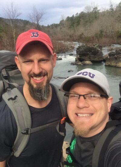 4 Chad and Caleb hiking